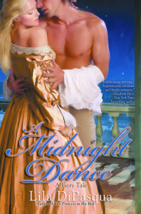 A Midnight Dance (Paperback) by Lila DiPasqua