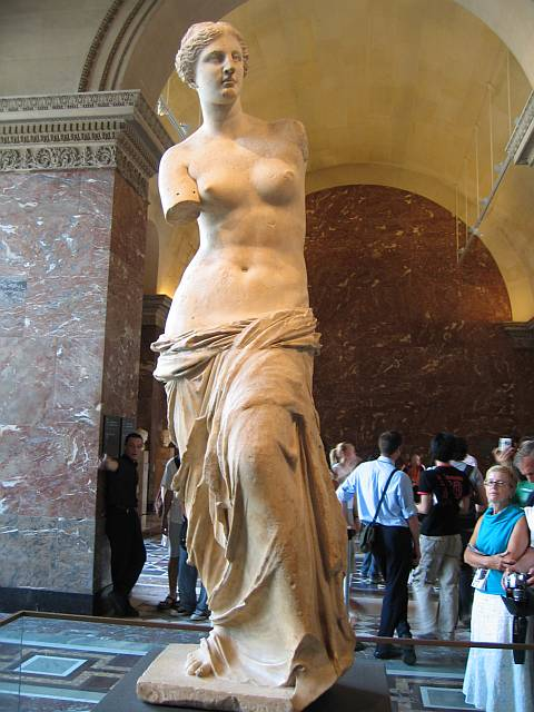 Venus de Milo, c. 100 BC