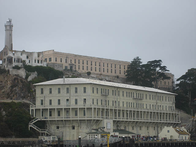 The famous federal prison, Alcatraz (1934 – 1963), was said to be escape proof. In its twenty-nine years, no one successfully escaped The Rock, though many tried. Three men were lost at sea and never found. Some still wonder if they truly made it. Their escape attempt inspired the movie, Escape from Alcatraz. (1979).